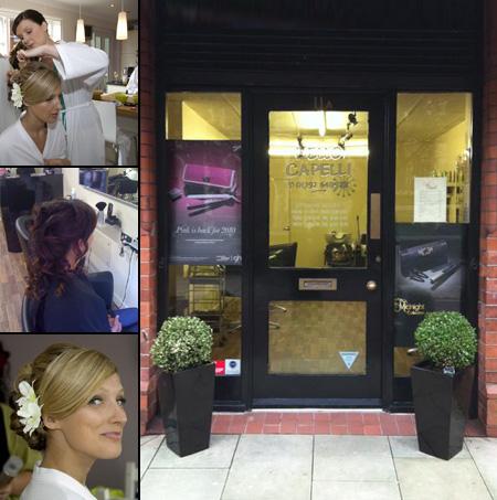 About bello capelli hair salon swansea for Bello salon